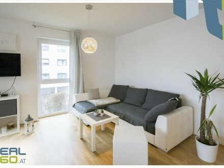 Geräumige 2-Zimmer-Neubauwohnung in absoluter Ruhelage von Leonding!!