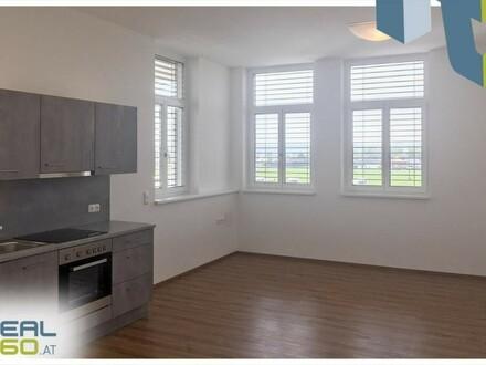 Moderne Neubau-Wohnung mit perfekter Raumaufteilung mit Kühlung und Küche in Marchtrenk!