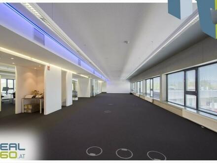 Tolle Bürofläche mit modernster Ausstattung unmittelbar angrenzend an voestalpine neu!
