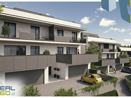 PUCHENAU - ERSTBEZUG - Tolle Doppelhaushälfte am Waldrand mit Ausblick! (Haus_B)