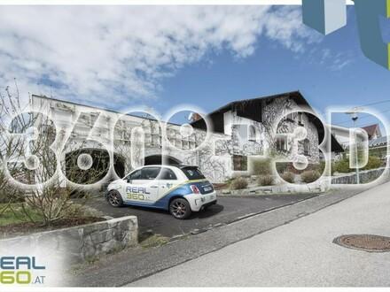 Elegantes Ein-/Zweifamilienhaus in absoluter Ruhe- und Grünlage in der Nähe von Wels!!