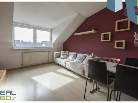 Nahe Pleschingersee - südlich ausgerichtete 2 Zimmerwohnung zu verkaufen!
