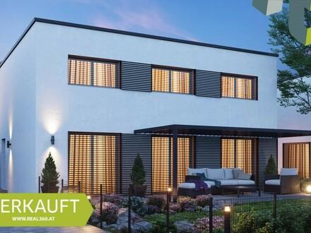[VERKAUFT] NEUBAU - Einfamilienhaus in Holzmassivbauweise - Das Haus, das nachwächst! HAUS 6