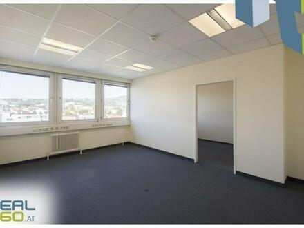 Optimale Start-up-Büroflächen ab 20m² im LENTIA City Center in Linz/Urfahr zu vermieten!