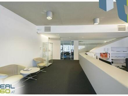 Bürofläche mit modernster Ausstattung unmittelbar angrenzend an voestalpine neu!