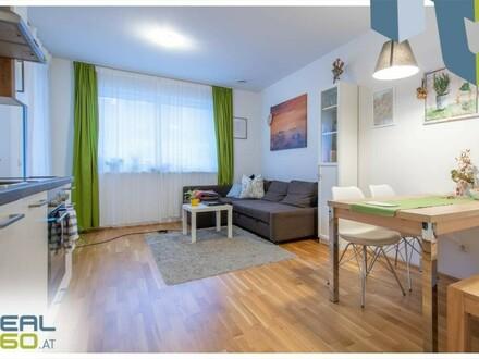 Zentrale Lage - Moderne 2-Zimmer-Wohnung mit Loggia zu vermieten!