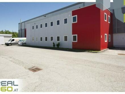 Beheizte Lagerfläche mit ca. 57,25m² in Pasching!!