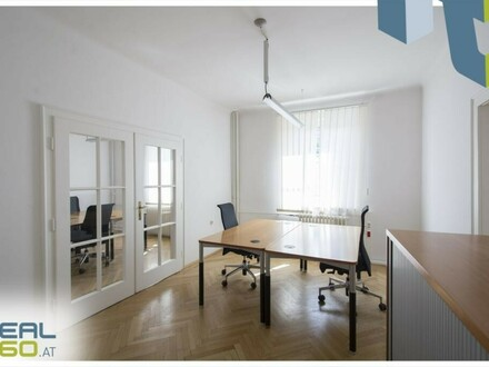 Altbau-Büroräumlichkeiten im Zentrum von Linz!