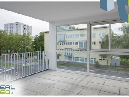 Geräumige 3-Zimmer-Wohnung mit riesen Balkon!