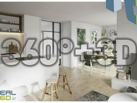 Förderbare Neubau-Eigentumswohnungen im Stadtkern von Steyr zu verkaufen - SOLARIS AM TABOR - PROVISIONSFREI!! (Top 5)