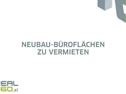 NEUBAU-Büroflächen über 3 Geschoße in Bestlage von Marchtrenk!