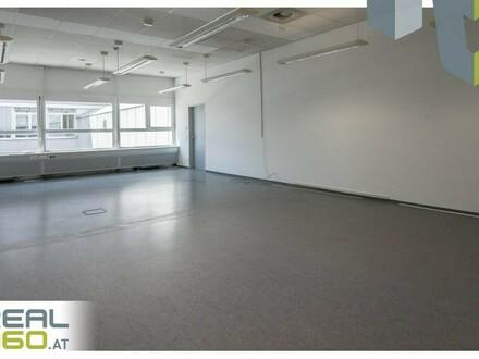Helle Büroflächen in der Linzer Industriezeile zu vermieten!