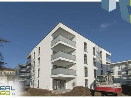 PROVISIONSFREI - SOLARIS AM TABOR - Förderbare Neubau-Eigentumswohnungen im Stadtkern von Steyr zu verkaufen! (Top 3)