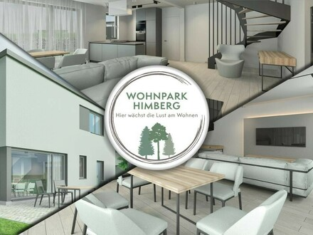 WOHNPARK-HIMBERG | Natur & Wien-Nähe | Massivholzbauweise