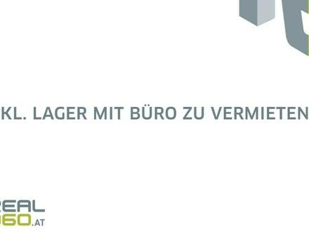 Gewerbeobjekt mit Büro und Garage/Lager auf ca. 160m² in Linz mit Parkplätzen zu vermieten!