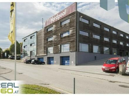 ERSTBEZUG - Büros in Steyr mit variabler Raumteilung!