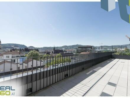Exklusives Penthouse mit traumhafter Terrasse in LInz zu vermieten! - PROVISIONSFREI!