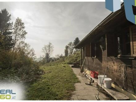 Südhang - Grundstück mit Donau- und Alpenblick in Gramastetten zu verkaufen!