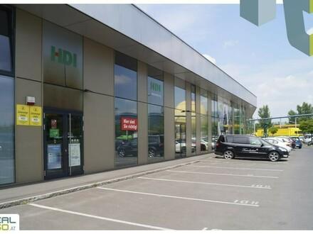 Büro/Geschäftsfläche unmittelbar vor Voest Alpine Linz zu vermieten!!!