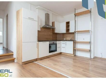 Toller Grundriss - 2-Zimmer Wohnung mit Dachterrassenzugang zu vermieten!!