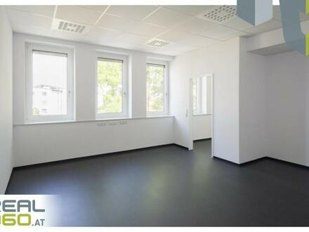 Modernes und helles Neubaubüro direkt an der Welser Straße in Linz-Leonding!!