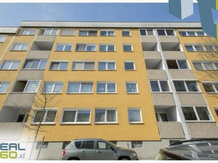 Sanierte 2-Zimmer Wohnung mit Küche und Loggia in zentraler Lage ab sofort zu mieten!