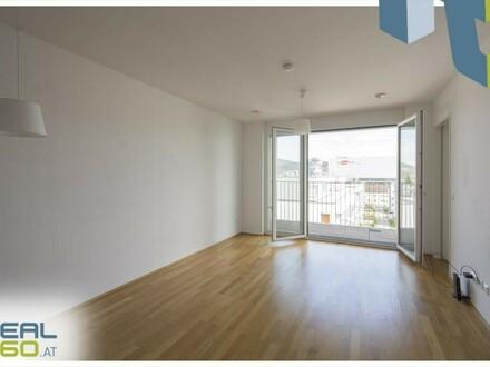 2- Zimmer Wohnung mit riesiger Loggia!