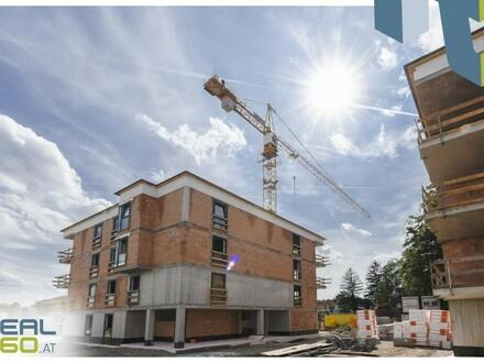 SOLARIS AM TABOR - PROVISIONSFREI - Förderbare Neubau-Eigentumswohnungen im Stadtkern von Steyr zu verkaufen! (Top 16)