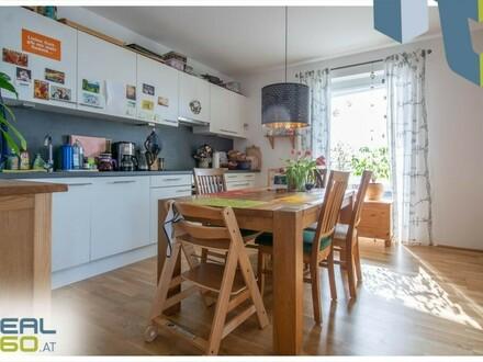 LENAUTERRASSEN | 3-Zimmer Wohntraum mit riesen Balkon in Neubau mit Loggia!