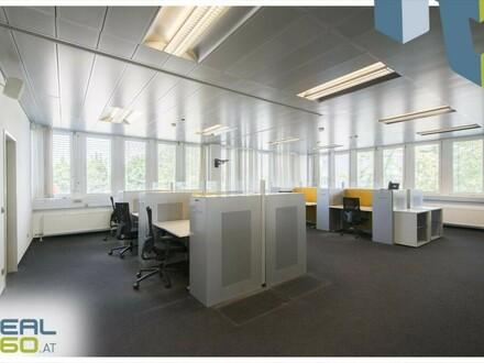 Büroflächen im Gewerbepark Franzosenhausweg zu vermieten!