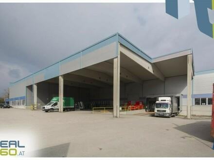 Optimale Produktionshalle mit Büro und Freifläche im Gewerbegebiet Oedt in Traun zu vermieten!