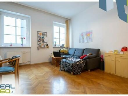 Zentrale 2-Zimmer-Wohnung im Zentrum von Linz zu vermieten!
