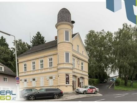 Ehemaliges Feuerwehrgebäude Ebelsberg mit optimaler Rendite und Ausbaumöglichkeit!!!