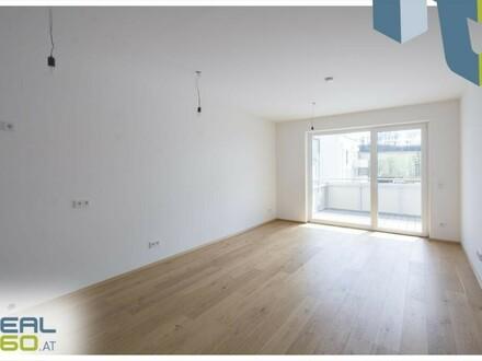 2-Zimmer Wohnung mit riesigem sonnigen 14m² Balkon in Neuhofen/Dambach!!