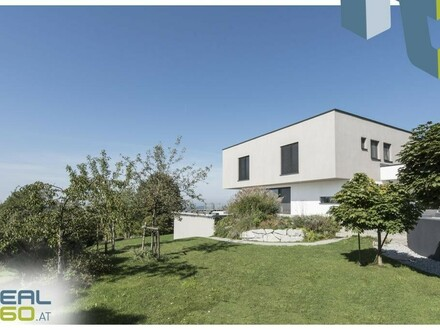 Energiespar-Hightech-Villa mit Alpenblick! 15min von Linz!
