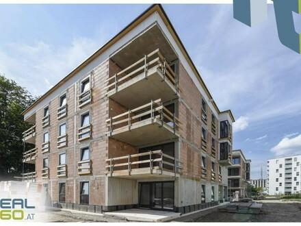 """PROVISIONSFREI - 2. Bauabschnitt - Eigentumswohnung """"SOLARIS"""" am Tabor in Steyr! (B5, Top 14)"""