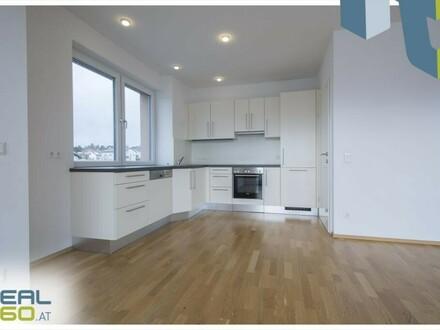 Zweitbezug - 4-Zimmer Wohnung mit 2 Terrassen im Grünen - ab sofort zu vermieten!