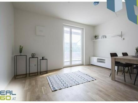 ERSTBEZUG - 2-Zimmer-Wohnung mit optimaler Aufteilung!
