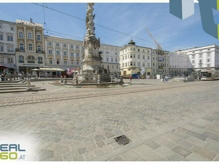 Bürofläche über 2 Geschoße in Linz Zentrum nahe Hauptplatz!!
