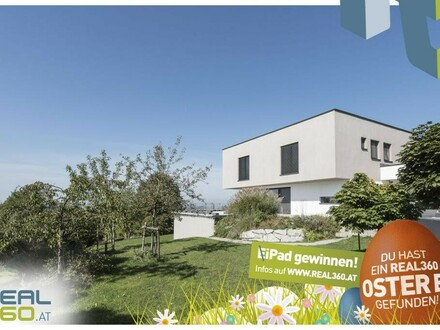 Moderne-Hightech-Villa mit UNVERBAUBAREN Fernblick nur 15min vor Linz zu verkaufen!!