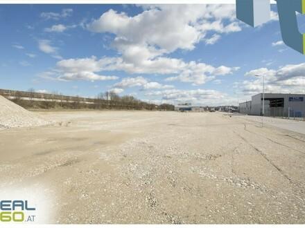 Betriebsbaugrundstück in Marchtrenk/Weißkirchen um 0,69€/m² auf Superädifikatbasis!!