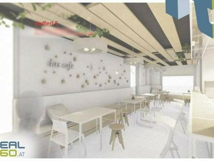 TOP moderne Gastrofläche in komplett saniertem Gebäude unweit der Linzer Landstraße zu vermieten!
