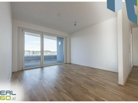 NEUBAU - LENAUTERRASSEN - 3-Zimmer Wohntraum mit großem Balkon!