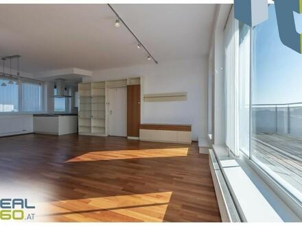 Top-Level Loftwohnung mit großer Terrasse in Traun zu vermieten!