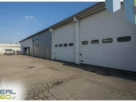 Neue Lagerboxen mit ca. 319,89m² nahe Traunerkreuzung anzumieten!!