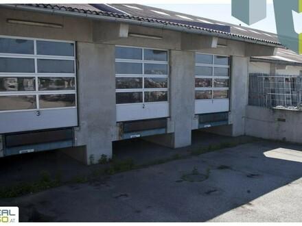 Provisionsfrei - Werkstatt/Kaltlagerfläche mit Rampenanbindung!