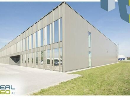 Optimale Büroflächen in tollem Gewerbeobjekt - direkt an der B1 in Hörsching - zu vermieten!