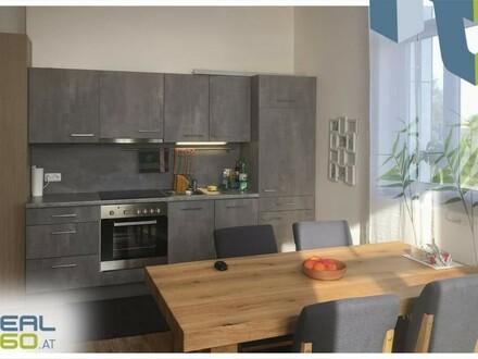 Perfekte Raumaufteilung und Tischlerküche - Neubau-Wohnung zu vermieten!