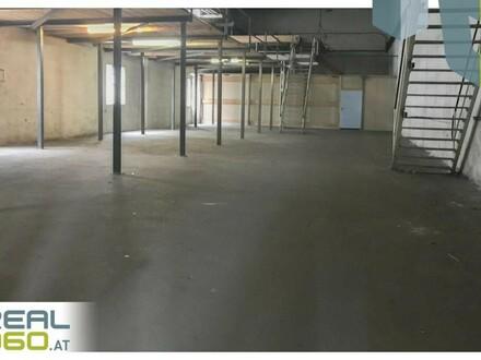 Ideale Lagerhalle in der Gewerbezone OST neu zu vermieten!!