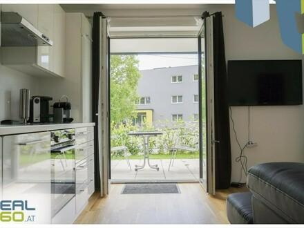 Wohnanlage am Stadtrand - 3-Zimmer-Wohnung mit Garten in Linz-Urfahr zu vermieten!
